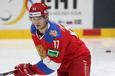 Нападающий СКА Подколзин сумел избежать серьезной травмы
