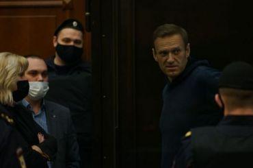 ФСИН потребовала заменить условный срок Навального на3,5 года колонии