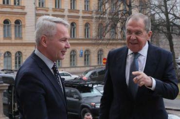 Главы МИД России иФинляндии приедут вПетербург для переговоров