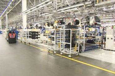 Завод Hyundai вПетербурге начнет выпускать двигатели