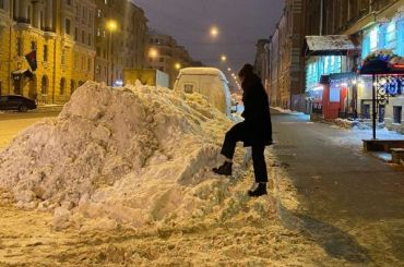 Порывистый ветер идождь будут спутниками петербуржцев впятницу
