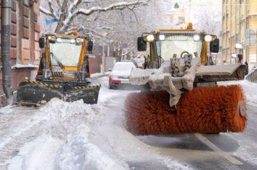 SuperJob: уборкой снега вПетербурге доволен каждый десятый житель