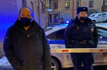 Вишневский проведал задержанных входе ночного объезда отделов полиции
