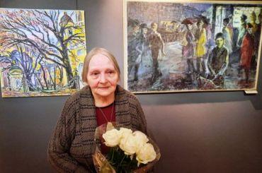 Елена Осипова: «Прежде всего я— художник»