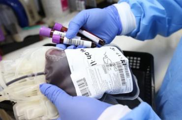 Завремя пандемии вПетербурге собрали больше 1000 литров антиковидной плазмы