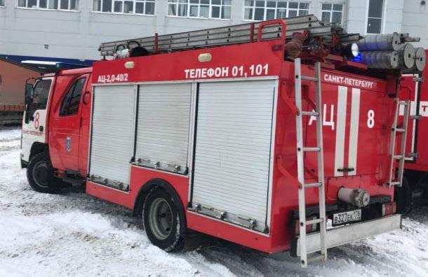 Цех повыпуску медицинского оборудования загорелся наМагнитогорской