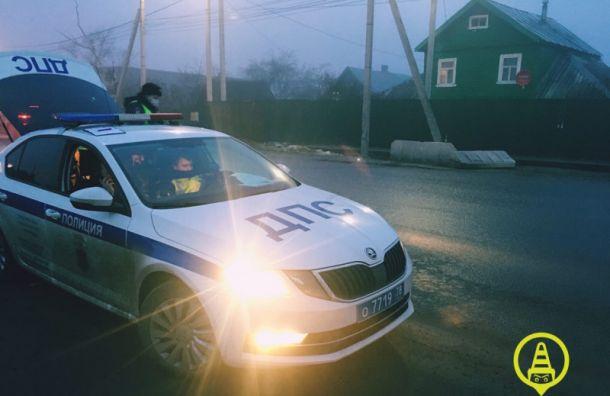 Водитель каршеринга пытался перехитрить полицейских наосвидетельствовании