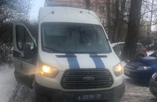 Полиция задержала петербургскую феминистку Катрин Ненашеву