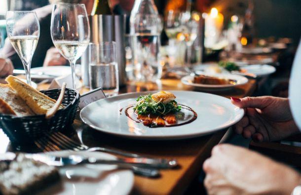 Стоимость блюд впетербургских ресторанах может вырасти на20%