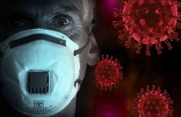 Число заболевших COVID-19 занеделю вПетербурге выросло на426%