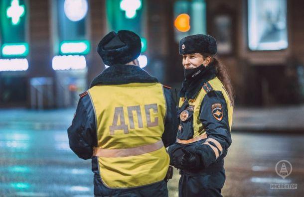 Появились даты мартовских рейдов сотрудников ГИБДД вПетербурге иобласти