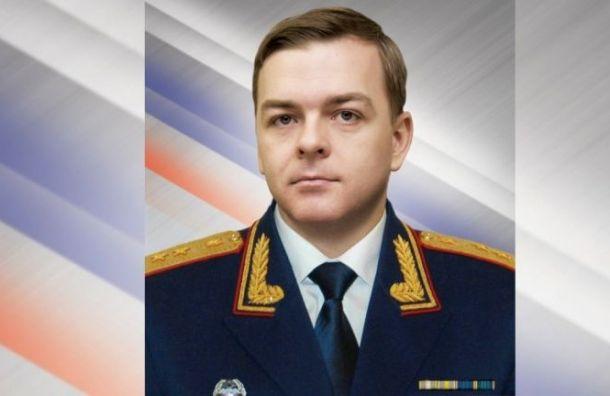 ГлавуСК Петербурга Клауса назначили заместителем Бастрыкина