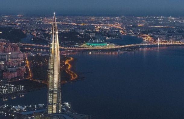Парк 300-летия Петербурга интегрируют вединый ансамбль с«Газпром Ареной»