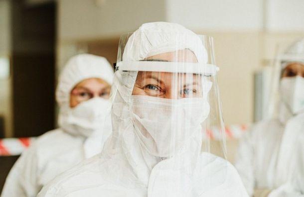 Более 3 млрд рублей выделят накомпенсации для пострадавших медиков вПетербурге