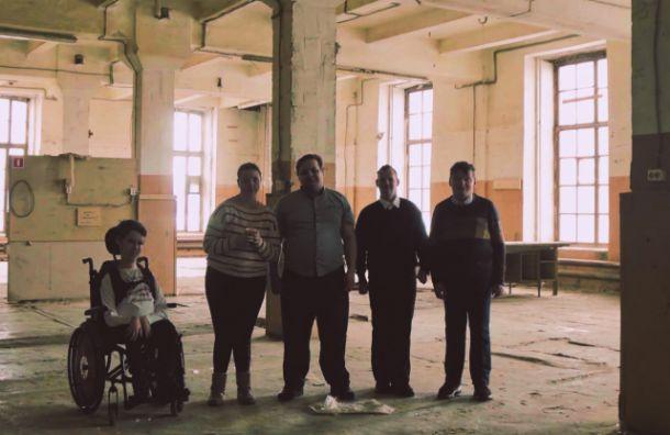 В Петербурге появится первый благотворительный кластер Нормальное место