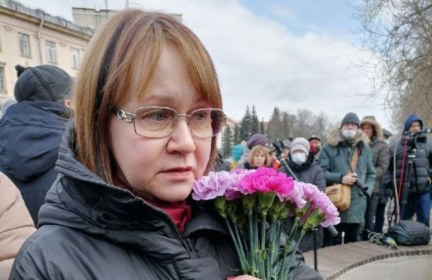 Галина Артеменко: «Светлая память погибшим, сил илюбви живым»