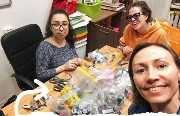 Петербургских школьников научат разделять мусор