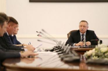 Беглов вочередной раз перераспределил полномочия вице-губернаторов