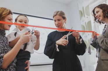 Фонд «Антон тут рядом» открыл инклюзивный детский центр