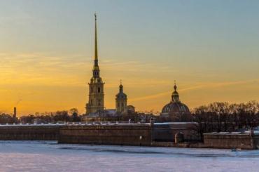 Петербуржцев ожидает облачная погода икратковременный снег