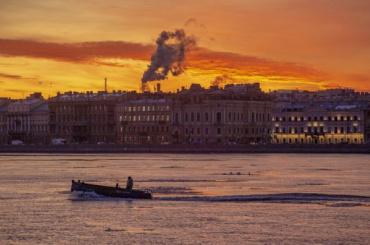 Петербург окажется напериферии далекого циклона