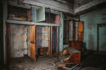 Исторический особняк Нобеля подвергся нашествию вандалов