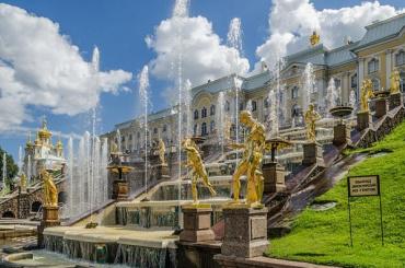 Петергофские фонтаны заработают 24апреля