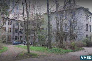 Произошел пожар втуберкулезной больнице наТореза