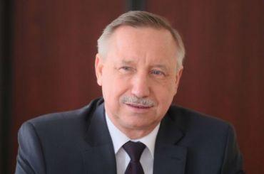 Беглов поздравил петербурженок сМеждународным женским днем