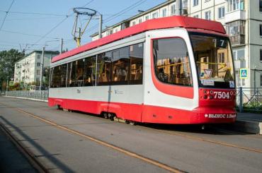 Трамвайное движение надва дня закроется поПискаревскому проспекту