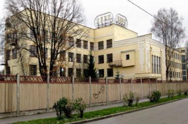 Петербург может лишиться одного изярких зданий встиле конструктивизма