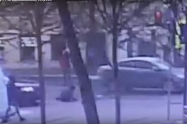 Служебная Audi вице-губернатора сбила ребенка наВасильевском острове