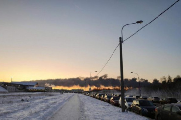 ВСмольном отказались отпланов поперехватывающей парковке уметро «Шушары»
