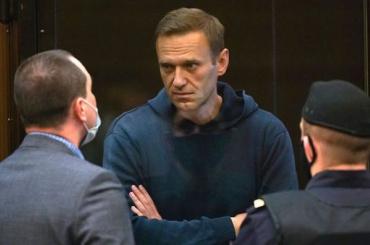 ФСИН отчиталась осостоянии здоровья Навального