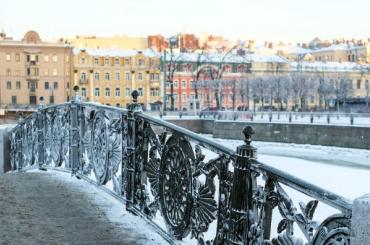 Температура воздуха вПетербурге будет колебаться между «минусом» и«плюсом»