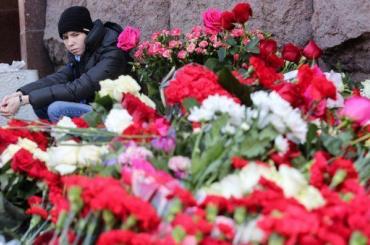 Панихида опогибших при теракте впетербургском метро пройдет 3апреля