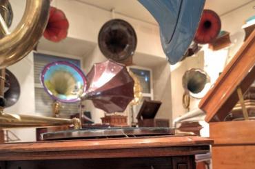 Музей граммофонов планируют выкупить уДерябкиных