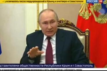 «Кто как обзывается, тот так иназывается»: как Путин ответил Байдену