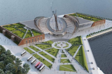 ВКронштадте к2023 году построят Музей военно-морской славы