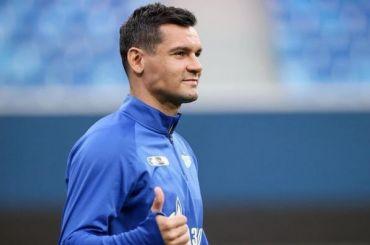 Капитан «Зенита» Ловрен обратился кфанатам после двух неудачных матчей