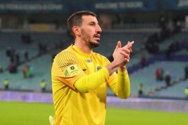 «Зенит» летом может подписать вратаря «Сочи» Джанаева