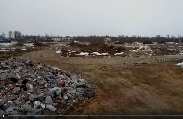 «Скоро утонем вмусоре»: жители Колтушей нашли новые свалки