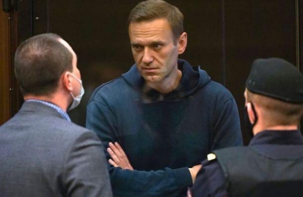 Навальный рассказал освоем распорядке дня висправительной колонии