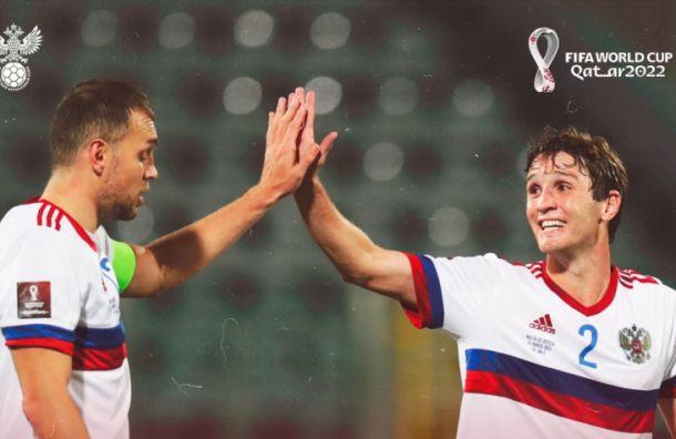 Сборная России обыграла Мальту вотборочном турнире ЧМ-2022