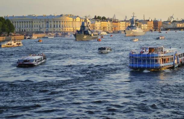 Петербург стал самым популярным направлением намайские праздники