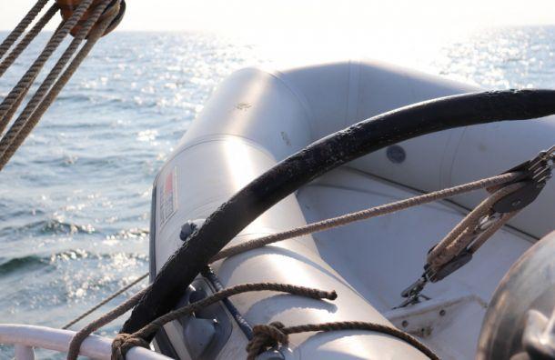 Рыбак утонул под Приозерском