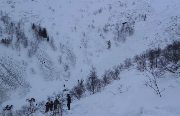 Руководителя попавшей под лавину тургруппы в Хибинах освободили из-под ареста