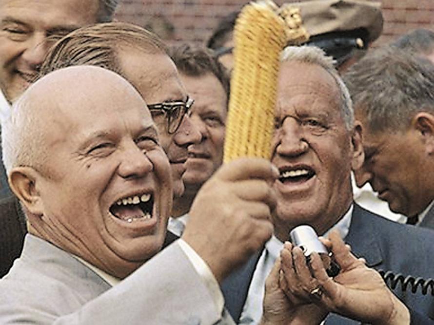 мем с хрущевым и кукурузой.jpeg