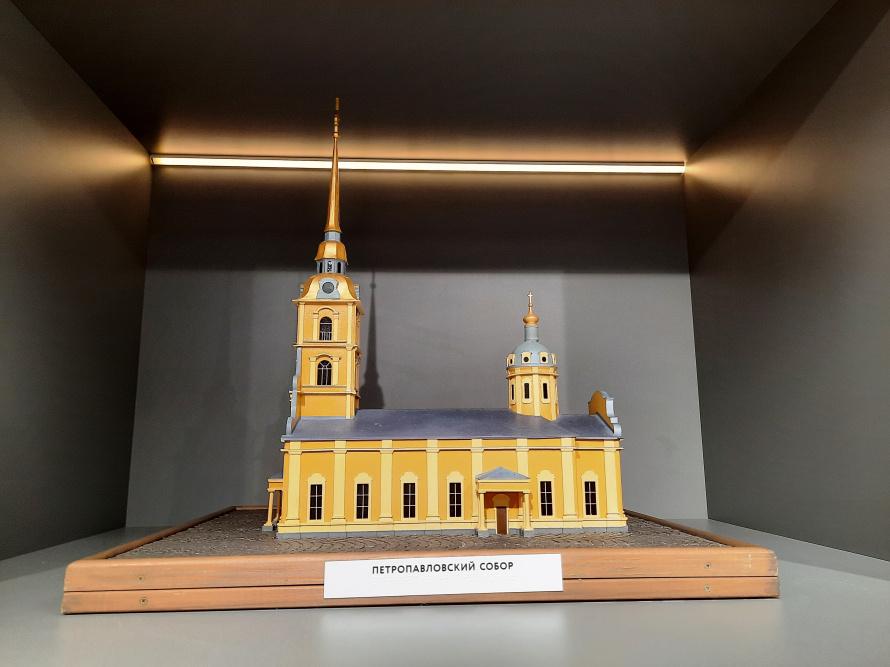 модель Петропавловского собора.jpg