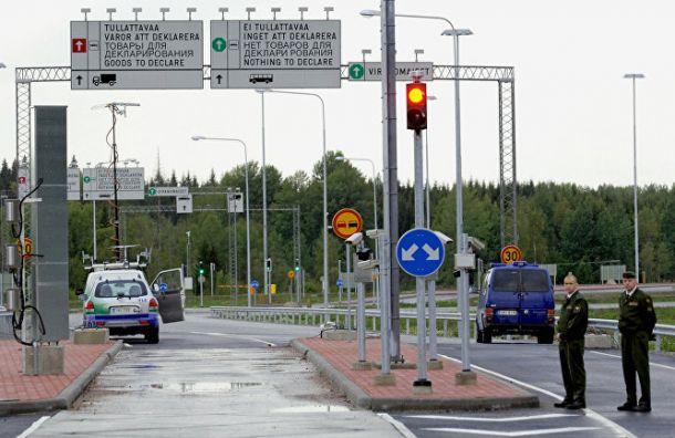 Финляндия вновь непускает российских туристов насвою территорию